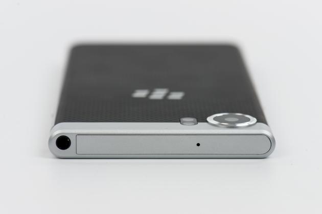 BlackBerry Keyone złącze słuchawkowe
