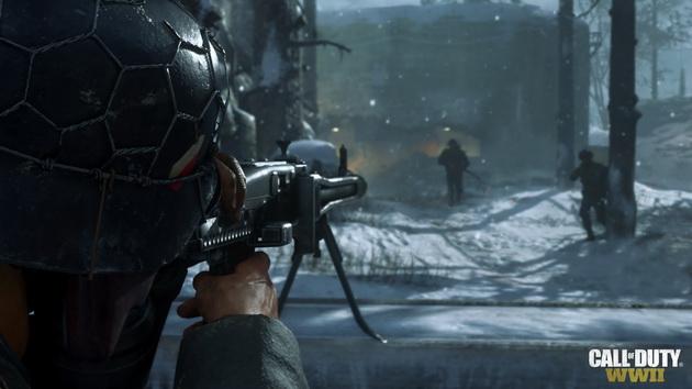 Razer Basilisk w starciu z Call of Duty: WWII