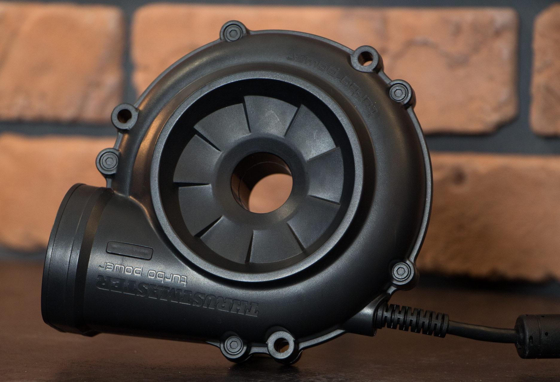 Thrustmaster TS-XW Racer Sparco P310 Competition Mod - zasilacz przypominający turbinę samochodową