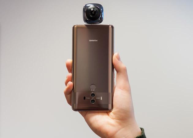 Huawei CV60 kamera sferyczna do smartfona