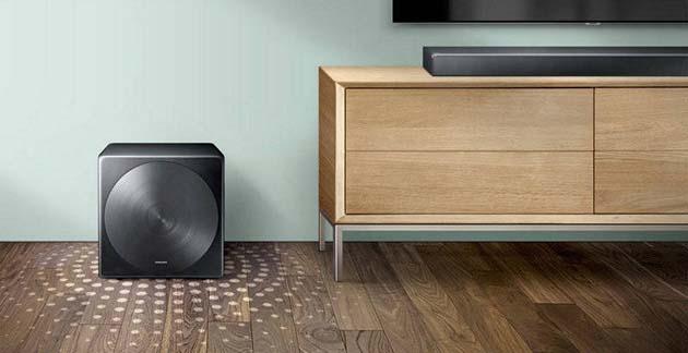 Samsunga SWA-W700 - poropagacja dźwięku