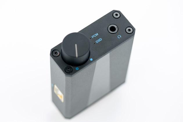 NuPrime uDSD - USB DAC headphone amplifier