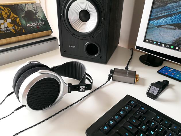 NuPrime uDSD - wzmacniacz słuchawkowy i DAC USB