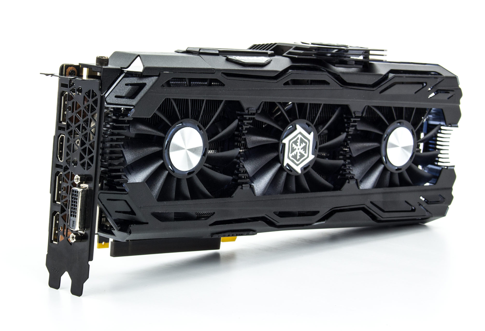 iChill GeForce GTX 1080 Ti X4 Ultra