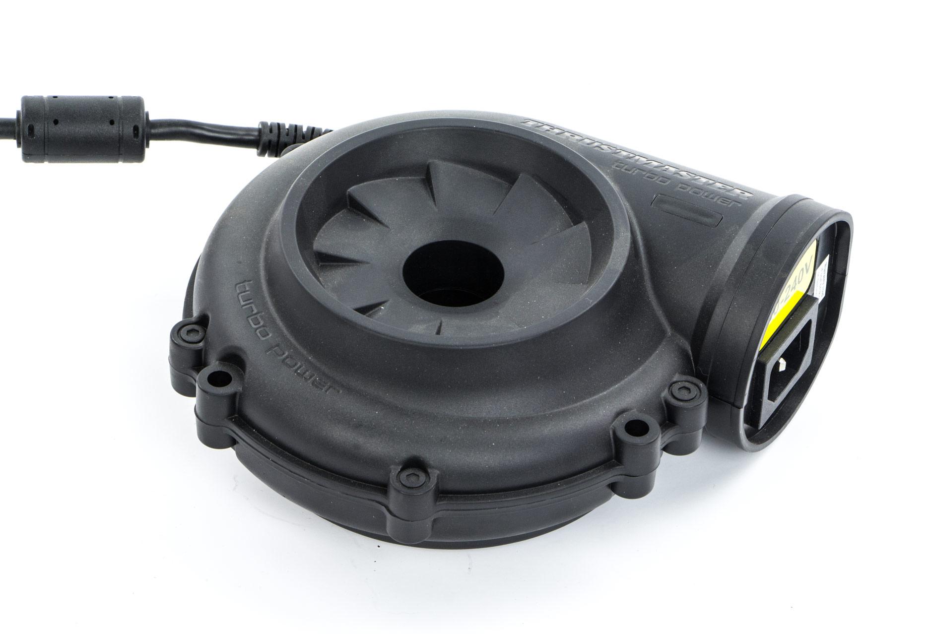 Thrustmaster T-GT - zasilacz w kształcie turbosprężarki