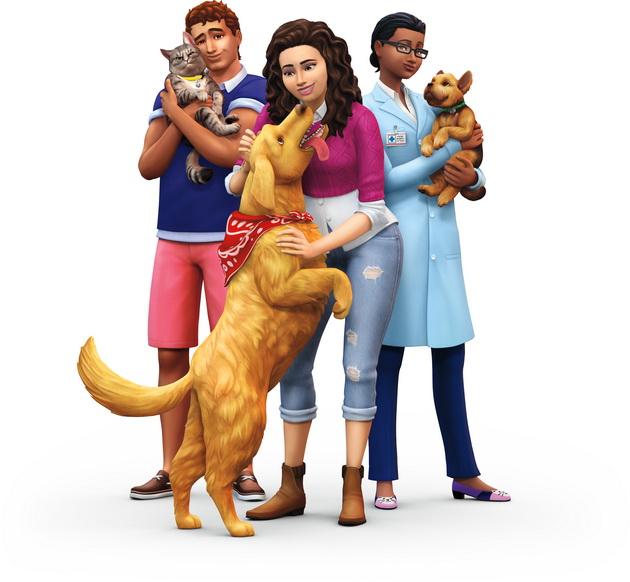 The Sims 4: Psy i koty - nowy dodatek