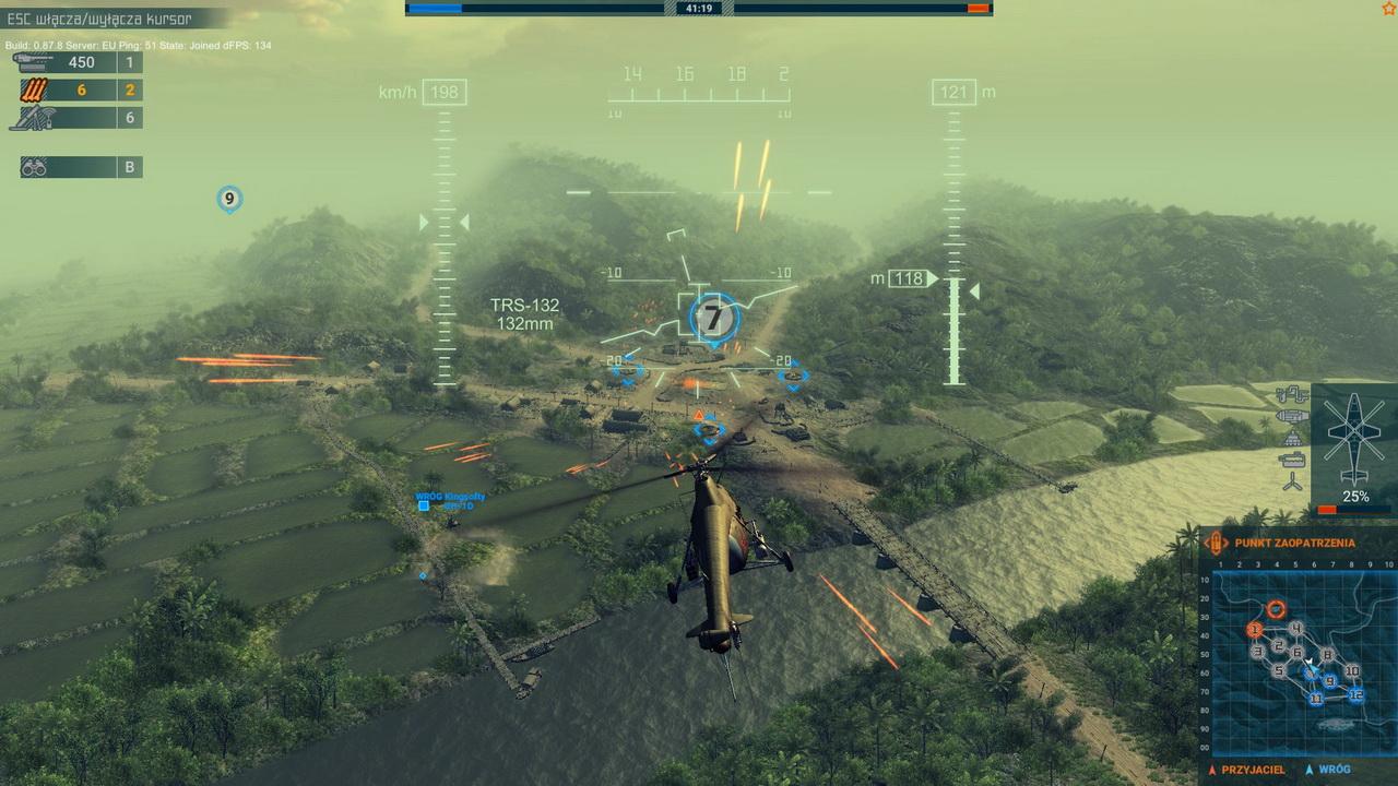 Heliborne - atak na obóz
