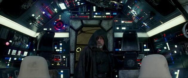 Gwiezdne Wojny: Ostatni Jedi - Skywalker na pokładzie Sokoła