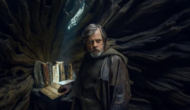 Gwiezdne Wojny: Ostatni Jedi - Skywalker A.D.2017