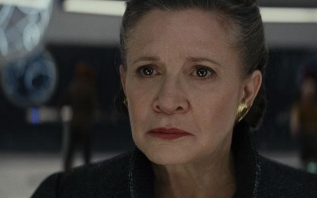 Gwiezdne Wojny: Ostatni Jedi - Carrie Fisher
