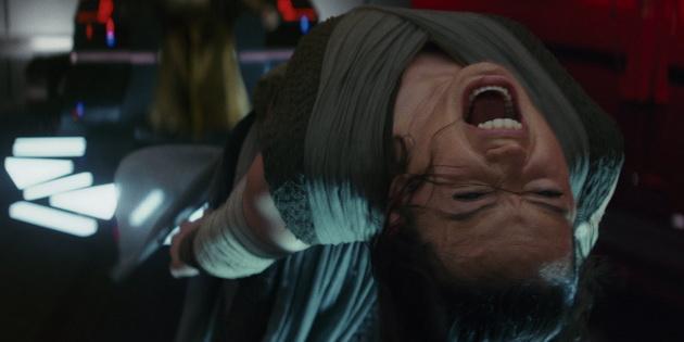 Gwiezdne Wojny: Ostatni Jedi - tortury Ray