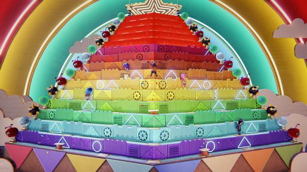 PlayLink - Wiedza to Potęga i piramida starcia finałowego
