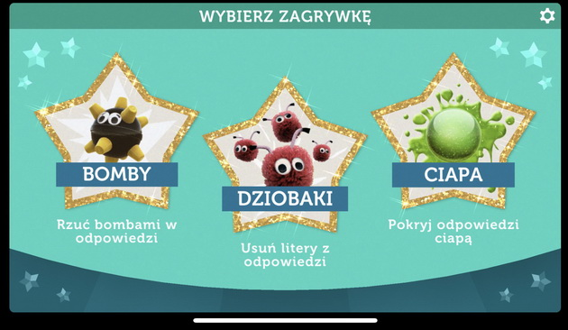 PlayLink - Wiedza to Potęga i wybór przeszkadzajek