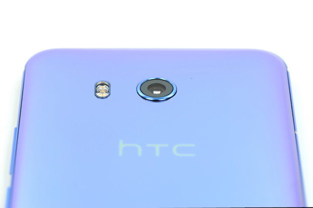 HTC U11 aparat