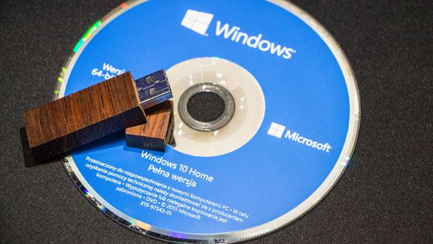 Jak zainstalować Windows z pendrive? Poradnik.