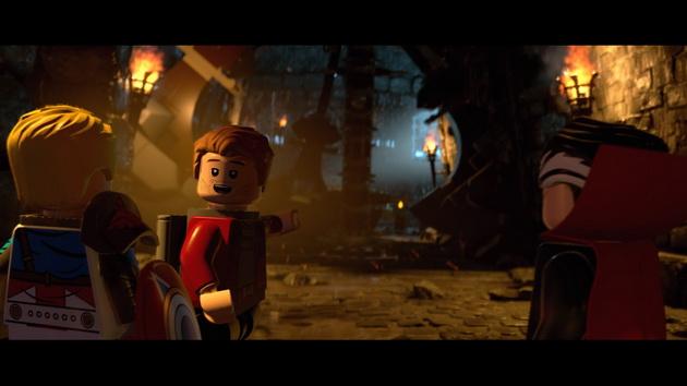 LEGO Marvel Super Heroes 2 - w głąb ponurego zamczyska