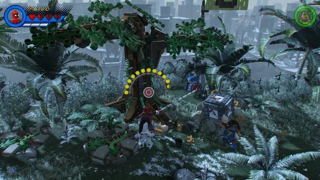 LEGO Marvel Super Heroes 2 - zagadka w dżungli