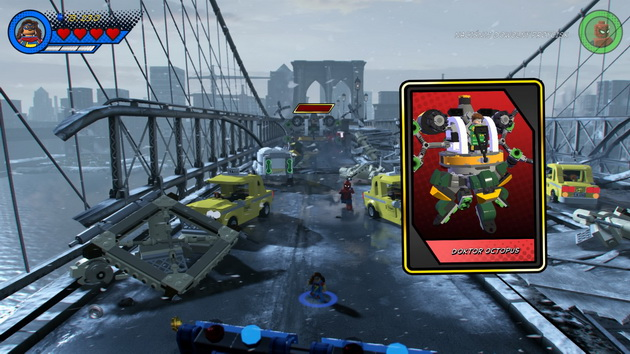 LEGO Marvel Super Heroes 2 - Doktor Octopus i dziwna praca kamery