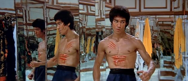 Bruce Lee lustra