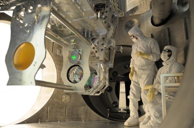LIGO lustra