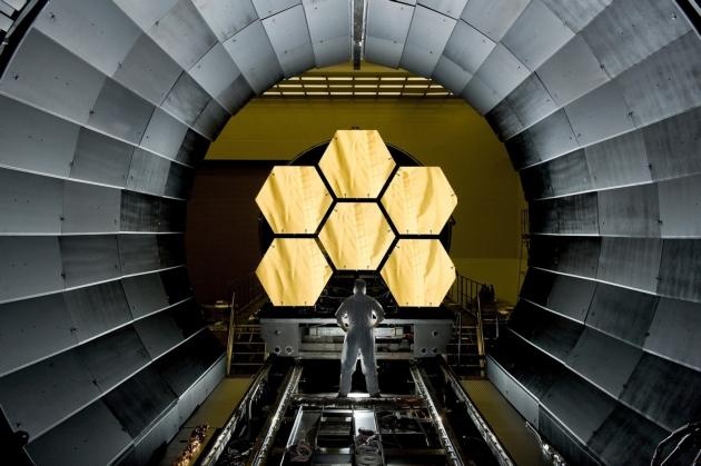 Lustro - teleskopy