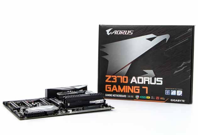 Gigabyte Z370Aorus Gaming 7