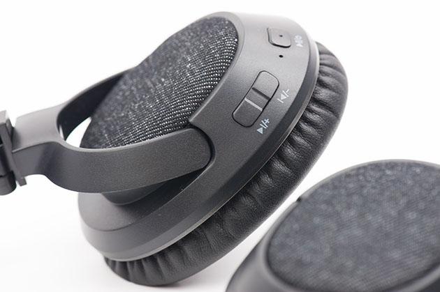AEE Audio Matrix 3 - obudowy słuchawek