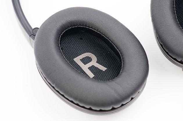MEE Audio Matrix3 - wnętrze słuchawek