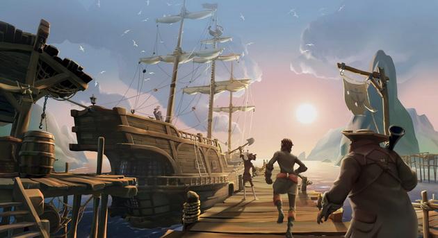 Najgorętsze gry I połowy 2018 roku - Sea of Thieves