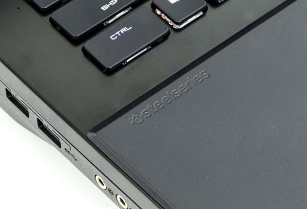 MSI GT75VR 7RF Titan Pro panel roboczy