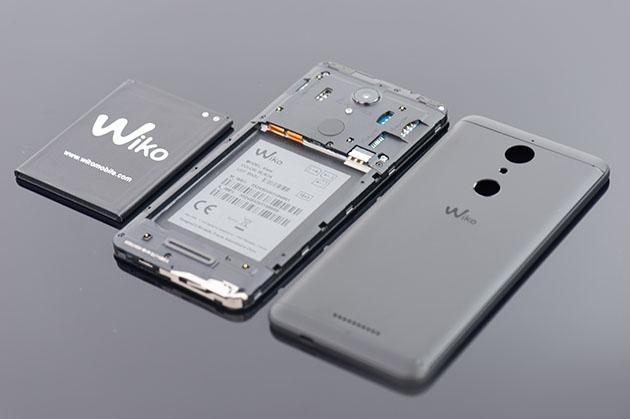 Wiko View akumulator