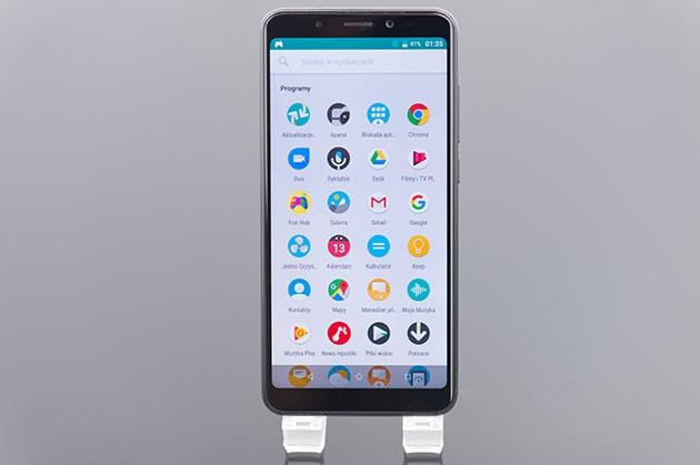Wiko View smartfon
