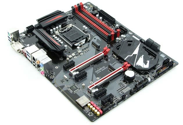 Gigabyte Z370 Aorus Gaming K3 - w całej okazałości