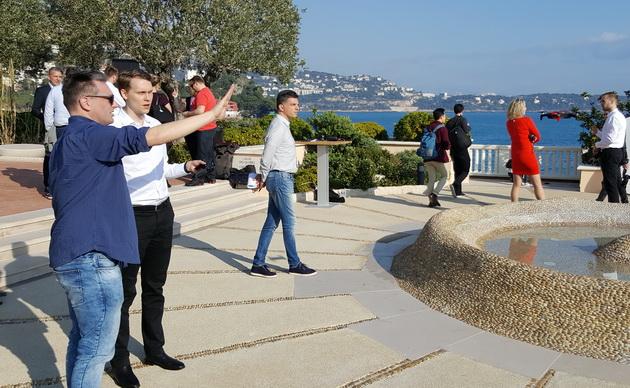 DJI Mavic Air - kontrolowanie drona przy pomocy gestów