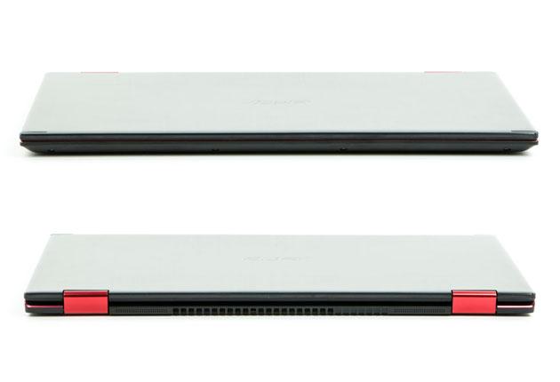 Acer Nitro 5 Spin przód i tył