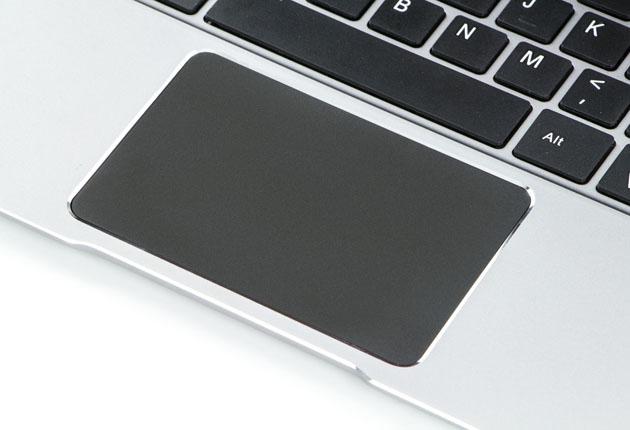 Kiano SlimNote 13.3 touchpad