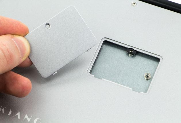 Kiano SlimNote 13.3 wymiana dysku SSD