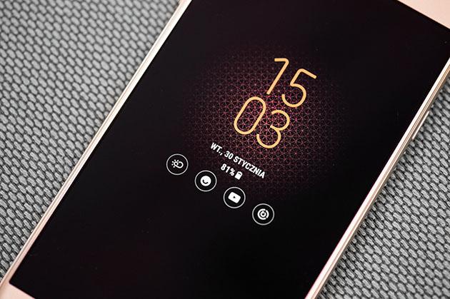 Galaxy J7 2017 - Always On Display