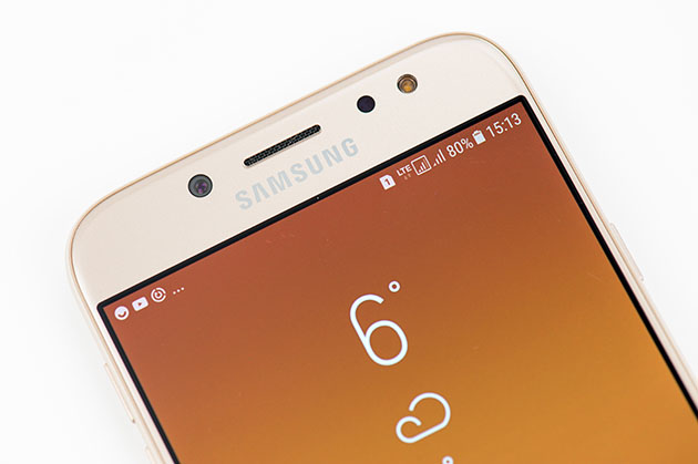 Samsung Galaxy J7 2017 - test i recenzja