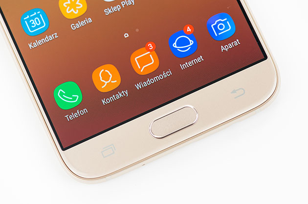 Galaxy J7 2017 Dual SIM