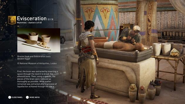 Łatwiejsze gry - Assassin's Creed Origins tryb turysty