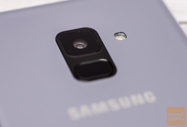 Samsung Galaxy A8 (2018) tylny aparat