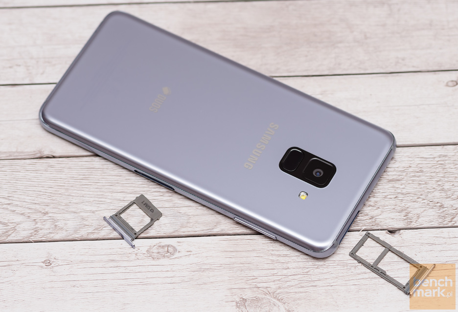 samsung galaxy a8 2018 test i recenzja smartfona. Black Bedroom Furniture Sets. Home Design Ideas