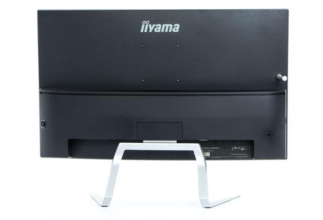 iiyama G-Master G3266HS Gold Phoenix tył