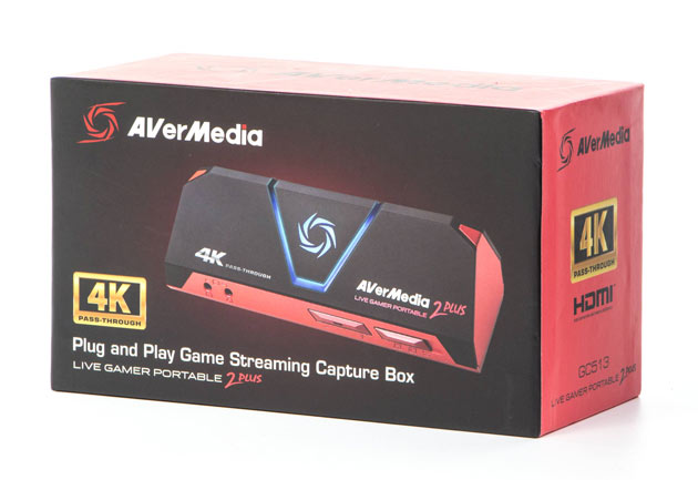 Avermedia Livegamer Portable 2 Plus