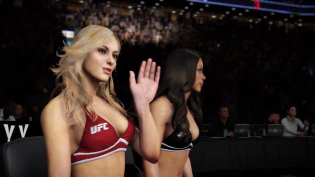 EA Sports UFC 3 - dziewczyny