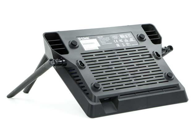 D-Link EXO AC2600 spód