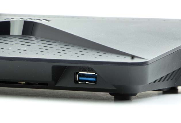 D-Link EXO AC2600 port USB 3.0