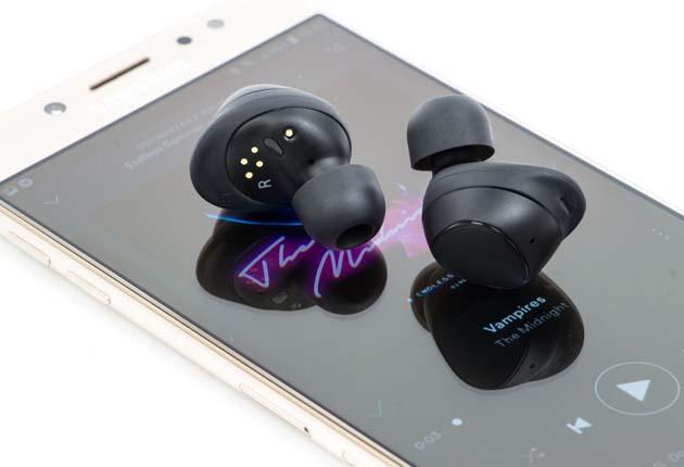 Samsung Gear IconX 2018 - słuchawki Bluetooth do telefonu