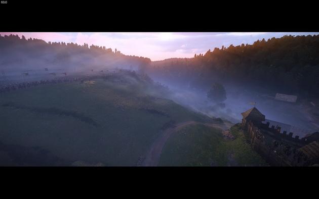 Kingdom Come: Deliverance - filmowe widoki